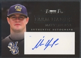 2007 TRISTAR Prospects Plus #ML Matt LaPorta Farm Hands Rookie Auto
