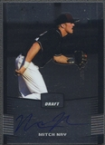 2012 Leaf Metal Draft #MN1 Mitch Nay Rookie Auto