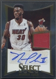 2012/13 Select #260 Norris Cole Rookie Jersey Auto #207/249