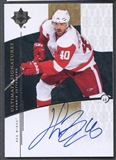 2009/10 Ultimate Collection #USHZ Henrik Zetterberg Ultimate Signatures Auto