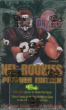 1995 Classic Draft Picks Football Hobby Box