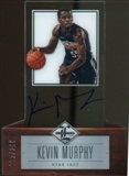 2012/13 Panini Limited #242 Kevin Murphy Autograph 115/399