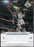 2012/13 Panini Limited Lights Out Materials #46 D.J. Augustin 123/199