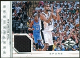 2012/13 Panini Limited Performers Materials #12 Tim Duncan 77/199