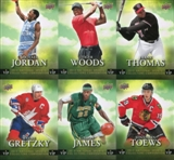 2013 Upper Deck National Convention 6 Card Exclusive VIP Set