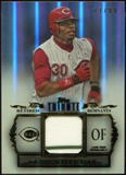 2013 Topps Tribute Retired Remnants Relics #KG Ken Griffey Jr. 17/99