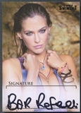 2007 Sports Illustrated #3 Bar Refaeli Swimsuit Auto