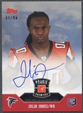 2011 Topps Rookie Premiere #RPJJ Julio Jones Rookie Auto #61/90