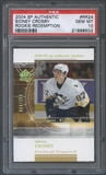 2004/05 SP Authentic #RR24 Sidney Crosby Rookie Redemption #064/399 PSA 10