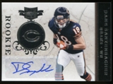 2011 Panini Plates and Patches Signatures Silver #123 Dane Sanzenbacher Autograph 35/50