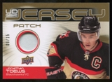 2010/11 Upper Deck Game Jerseys Patches #GJTO Jonathan Toews 09/15