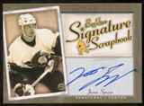 2005/06 Upper Deck Beehive Signature Scrapbook #SSJS Jason Spezza SP Autograph