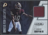 2012 Rookies and Stars Longevity #18 Robert Griffin III Dress for Success Rookie Jersey