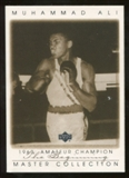 2000 Upper Deck Muhammad Ali Master Collection #3 Muhammad Ali /250