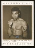 2000 Upper Deck Muhammad Ali Master Collection #4 Muhammad Ali /250