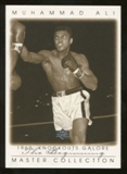 2000 Upper Deck Muhammad Ali Master Collection #5 Muhammad Ali /250