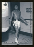 2000 Upper Deck Muhammad Ali Master Collection #12 Muhammad Ali /250