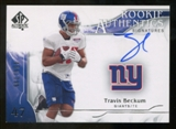 2009 Upper Deck SP Authentic #333 Travis Beckum RC Autograph /799