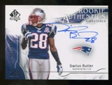 2009 Upper Deck SP Authentic #336 Darius Butler Autograph /799