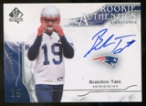2009 Upper Deck SP Authentic #355 Brandon Tate Autograph /299