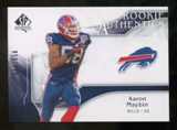 2009 Upper Deck SP Authentic #210 Aaron Maybin /999