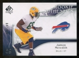 2009 Upper Deck SP Authentic #242 Jamon Meredith /999