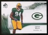 2009 Upper Deck SP Authentic #243 Jarius Wynn /999