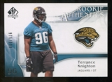 2009 Upper Deck SP Authentic #253 Terrance Knighton RC /999