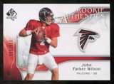 2009 Upper Deck SP Authentic #262 John Parker Wilson RC /999