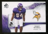 2009 Upper Deck SP Authentic #265 Jasper Brinkley RC /999