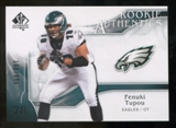 2009 Upper Deck SP Authentic #279 Fenuki Tupou /999