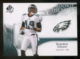 2009 Upper Deck SP Authentic #280 Brandon Gibson /999