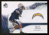 2009 Upper Deck SP Authentic #287 Kevin Ellison /999