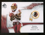 2009 Upper Deck SP Authentic #300 Marko Mitchell /999