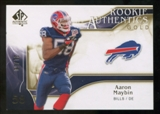2009 Upper Deck SP Authentic Bronze #210 Aaron Maybin /150