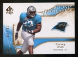2009 Upper Deck SP Authentic Bronze #214 Corvey Irvin /150