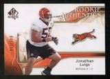2009 Upper Deck SP Authentic Bronze #221 Jonathan Luigs /150