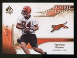 2009 Upper Deck SP Authentic Bronze #225 Freddie Brown /150