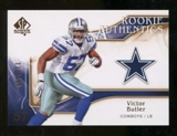 2009 Upper Deck SP Authentic Bronze #229 Victor Butler /150
