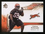 2009 Upper Deck SP Authentic Bronze #232 Clinton McDonald /150