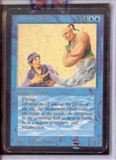 Magic the Gathering Alpha Single Mahamoti Djinn - MODERATE PLAY (MP)