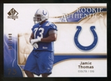 2009 Upper Deck SP Authentic Bronze #250 Jaimie Thomas /150
