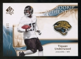 2009 Upper Deck SP Authentic Bronze #251 Tiquan Underwood /150