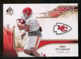 2009 Upper Deck SP Authentic Bronze #260 Jake O'Connell /150