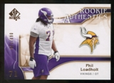 2009 Upper Deck SP Authentic Bronze #264 Phil Loadholt /150