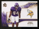 2009 Upper Deck SP Authentic Bronze #265 Jasper Brinkley /150
