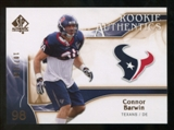 2009 Upper Deck SP Authentic Bronze #270 Connor Barwin /150