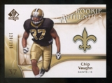 2009 Upper Deck SP Authentic Bronze #271 Chip Vaughn /150