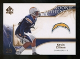 2009 Upper Deck SP Authentic Bronze #287 Kevin Ellison /150