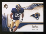 2009 Upper Deck SP Authentic Bronze #293 Bradley Fletcher /150